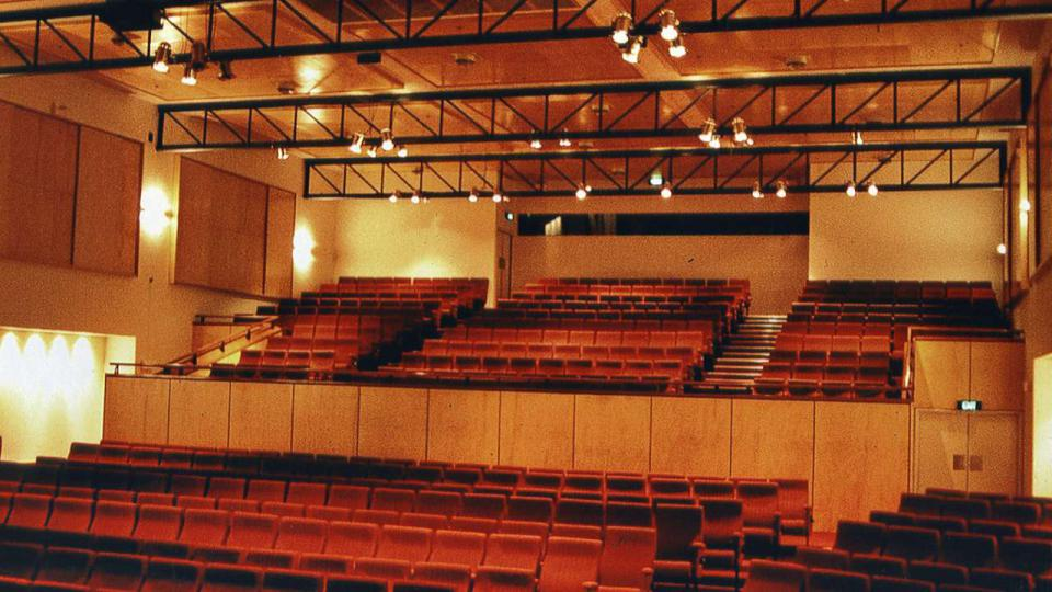 The convention centre was seen as an essential component for the prestige and function of ATP