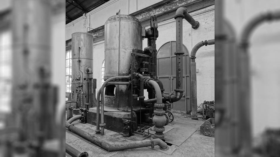 The Davy Press steam intensifier