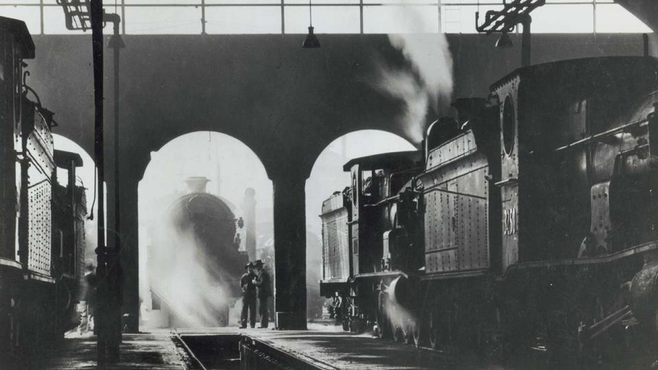 Eveleigh depot, undated