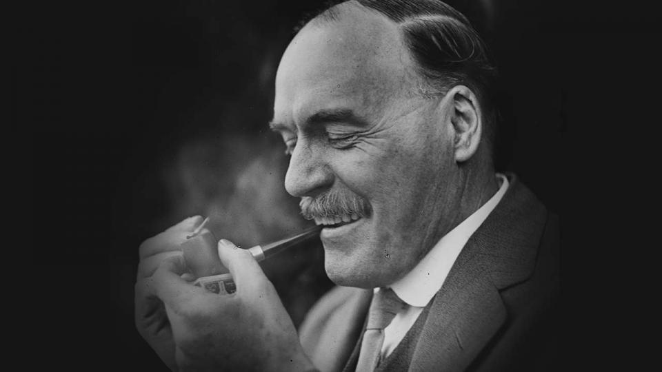 Portrait of Jack Lang, 25 October 1930