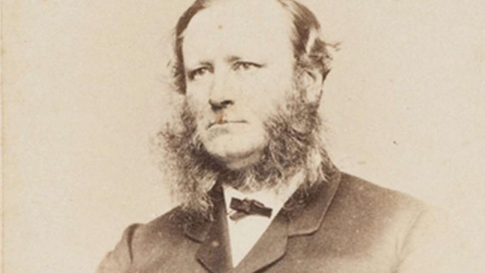 John Whitton, photographer Scott Montagu, circa 1870
