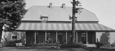Calder House Front Façade