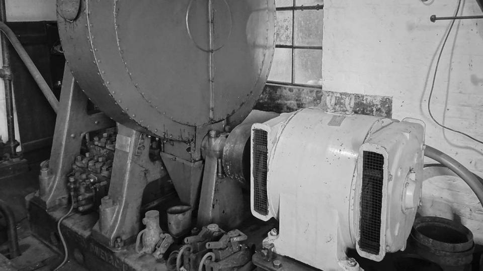 Hathorn Davey Hydraulic System Triplex Pump, 2015
